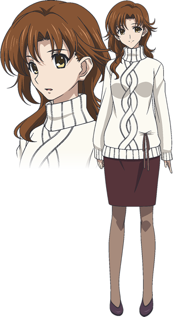 White Album 2 Anime Characters : 小木曽 秋菜 tvアニメ「white album 」公式サイト